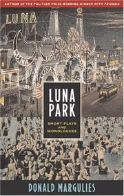 Cover of: Luna Park: short plays and monologues