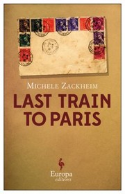 Cover of: Last Train To Paris |