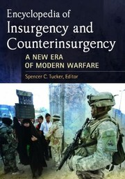 Cover of: Encyclopedia Of Insurgency And Counterinsurgency A New Era Of Modern Warfare