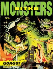 Cover of: Ditko Monsters Gorgo