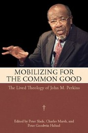 Cover of: Mobilizing for the Common Good