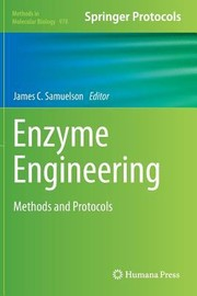 Cover of: Enzyme Engineering