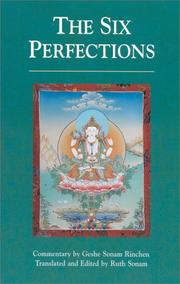 Cover of: The six perfections