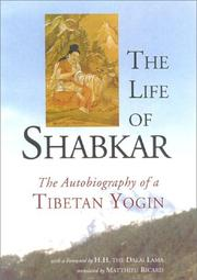 Cover of: The Life of Shabkar