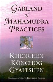 Cover of: Garland of Mahamudra Practices