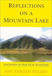 Cover of: Reflections On A Mountain Lake