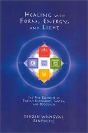 Cover of: Healing with Form, Energy, and Light