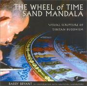 Cover of: wheel of time sand mandala | Barry Bryant
