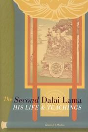 Cover of: The second Dalai Lama