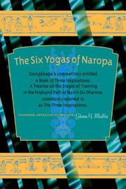 Cover of: The Six Yogas of Naropa | Glenn H. Mullin