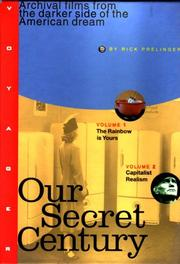Cover of: Our Secret Century, Vols. 1 and 2