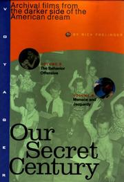 Cover of: Our Secret Century Vols. 3 and 4
