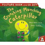 Cover of: The Crunching Munching Caterpillar Book  CD