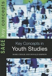 Cover of: Key Concepts in Youth Studies