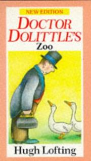 Cover of: DOCTOR DOLITTLE'S ZOO