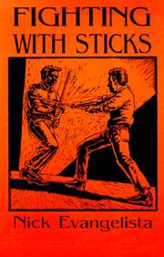 Cover of: Fighting with sticks