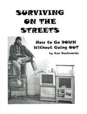 Cover of: Surviving on the streets | Ace Backwords
