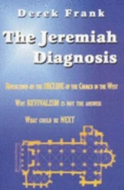 Cover of: The Jeremiah Diagnosis