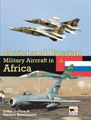 Cover of: Soviet And Russian Military Aircraft In Africa