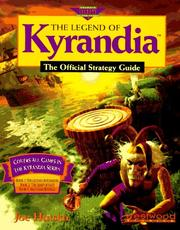 Cover of: The legend of Kyrandia | Joe Hutsko