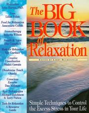 Cover of: The Big Book of Relaxation