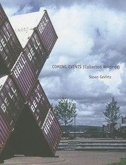 Cover of: Coming Events Collected Writings