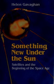 Cover of: Something new under the sun | Helen Gavaghan