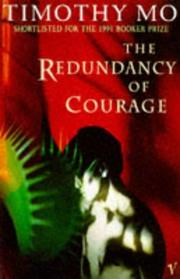 Cover of: Redundancy of Courage, the