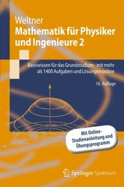 Cover of: Mathematik Fur Physiker Und Ingenieure 2