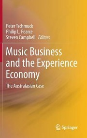 Cover of: Music Business And The Experience Economy