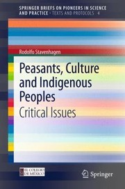 Cover of: Peasants Culture And Indigenous Peoples Critical Issues