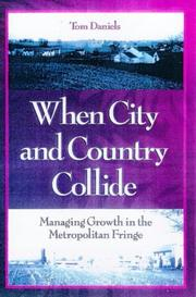 Cover of: When city and country collide