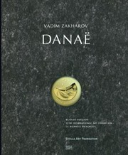 Cover of: Vadim Zakharov Danae