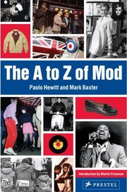 Cover of: The A To Z Of Mod