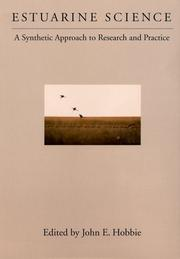 Cover of: Estuarine Science