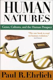 Cover of: Human Natures