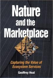 Cover of: Nature and the Marketplace