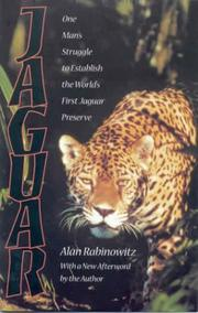 Cover of: Jaguar