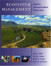 Cover of: Ecosystem Management | Gary Meffe