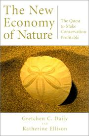 Cover of: The New Economy of Nature | Gretchen Daily