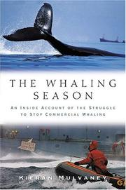 Cover of: The Whaling Season