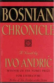 Cover of: Bosnian chronicle