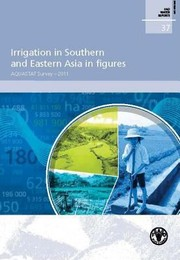 Cover of: Irrigation In Southern And Eastern Asia In Figures Aquastat Survey 2011