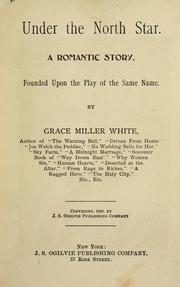 Cover of: Under the North Star | Grace Miller White