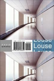 Cover of: Louse | David Grand