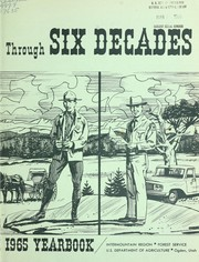 Cover of: Through six decades