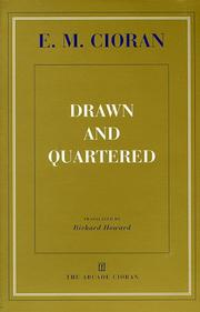 Cover of: Drawn and quartered