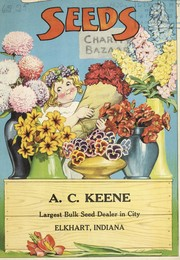 Cover of: Seeds [catalog] | A.C. Keene (Firm)