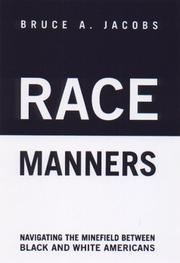 Cover of: Race Manners