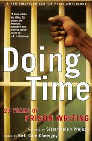 Cover of: Doing Time | Bell Gale Chevigny